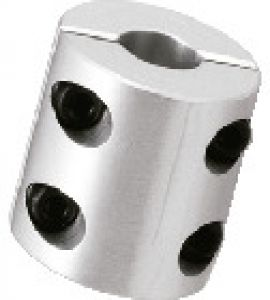 MRG-W Rigid Couplings - Split Type