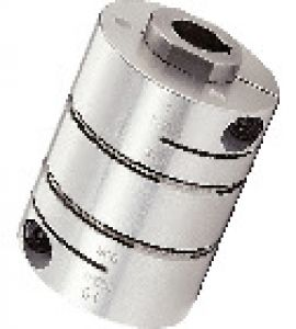XHW-AC Flexible Couplings - Disk Type - Adapter + Clamping Type
